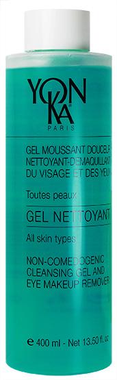 Yonka-Gel-Nettoyant-Cleansing-Gel-400ml-Prof-Fresh-New