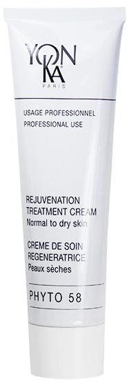 Yonka-Phyto-58-PS-Cream-Dry-Sensitive-Skin-100ml-Prof-Fresh-New